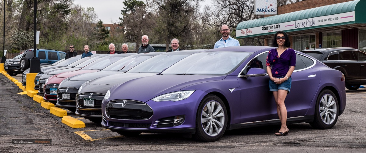 April Tesla Gathering a great success!